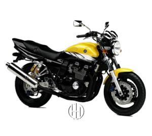 Yamaha XJR 400 R (1998 - 2008) - Motodeks