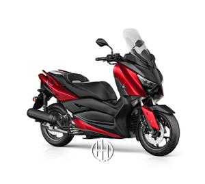 Yamaha XMAX 125 (2014 - XXXX) - Motodeks