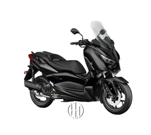 Yamaha XMAX 125 IRON MAX (2016 - 2019) - Motodeks