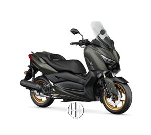 Yamaha XMAX 125 Tech MAX (2020 - XXXX) - Motodeks