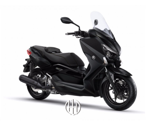 Yamaha XMAX 250 IRON MAX (2016 - 2019) - Motodeks