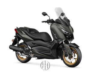 Yamaha XMAX 250 Tech MAX (2020 - XXXX) - Motodeks
