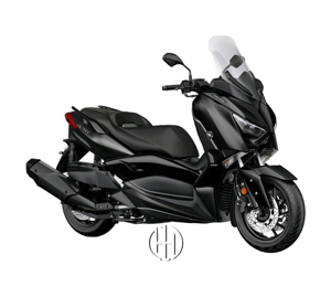 Yamaha XMAX 300 IRON MAX (2017 - 2019) - Motodeks