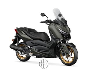 Yamaha XMAX 300 Tech MAX (2020 - XXXX) - Motodeks