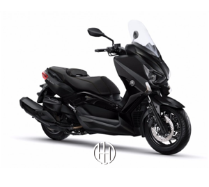 Yamaha XMAX 400 IRON MAX (2016 - 2019) - Motodeks