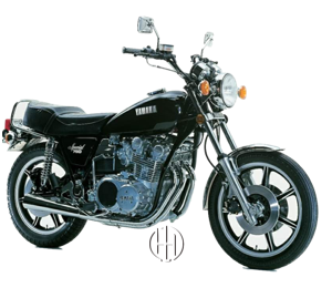 Yamaha XS 750 Special (1981) - Motodeks