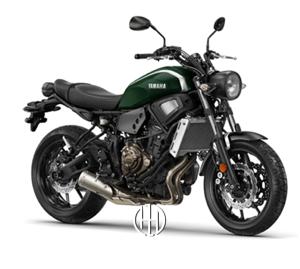 Yamaha XSR 700 (2016 - XXXX) - Motodeks