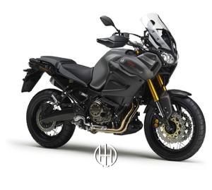 Yamaha XT 1200 Z Super Tenere (2010 - 2018) - Motodeks