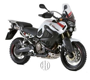Yamaha XT 1200 Z Super Tenere Worldcrosser (2013 - 2017) - Motodeks