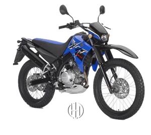Yamaha XT 125 R (2005 - 2009) - Motodeks