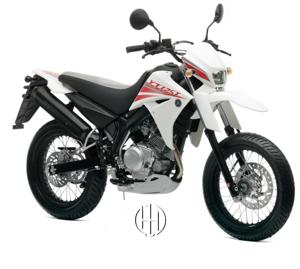 Yamaha XT 125 X (2006 - 2009) - Motodeks