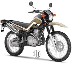 Yamaha XT 250 (2013 - XXXX) - Motodeks