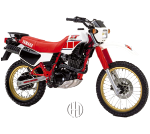 Yamaha XT 600 (1982 - 1989) - Motodeks