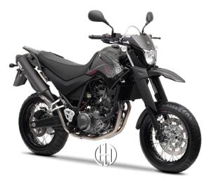 Yamaha XT 660 X (2004 - 2016) - Motodeks