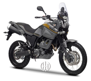 Yamaha XT 660 Z Tenere (2008 - 2016) - Motodeks