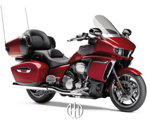 Yamaha (XV 1900) Star Venture (2018 - XXXX) - Motodeks