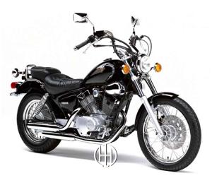 Yamaha XV 250 Virago (1988 - 2000) - Motodeks