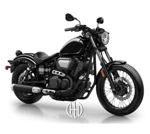 Yamaha XV 950 (Bolt) (2014 - XXXX) - Motodeks
