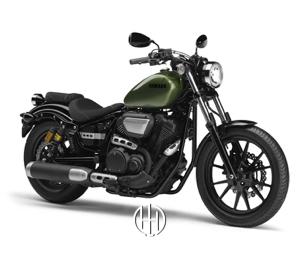 Yamaha XV 950 R (Bolt R-Spec) (2014 - XXXX) - Motodeks