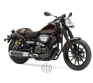 Yamaha XV 950 Racer (Bolt Racer - C-Spec Cafe) (2015 - 2016) - Motodeks