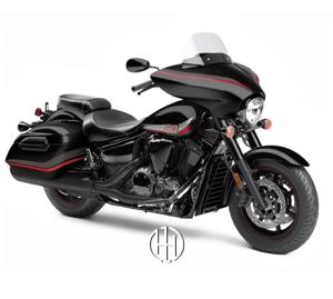 Yamaha XVS 1300 (V-Star) Deluxe (2013 - 2017) - Motodeks