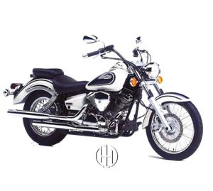 Yamaha XVS 250 Dragstar (V-Star) (2001 - 2006) - Motodeks