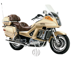 Yamaha XVZ 1200 Venture Royale (1983 - 1989) - Motodeks