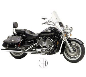 Yamaha XVZ 1300 Royal Star Tour Classic (1996 - 2000) - Motodeks