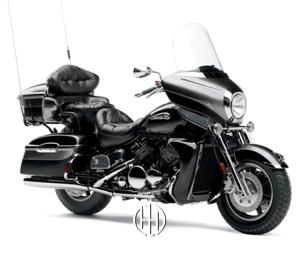 Yamaha XVZ 1300 Royal Star Venture (1999 - 2013) - Motodeks