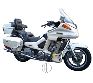 Yamaha XVZ 1300 Venture Royale (1986 - 1993) - Motodeks