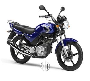 Yamaha YBR 125 (2007 - 2017) - Motodeks