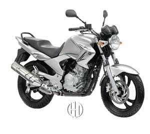 Yamaha YBR 250 (2007 - 2011) - Motodeks