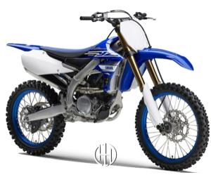 Yamaha YZ 250 F (2014 - XXXX) - Motodeks