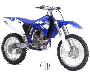 Yamaha YZ 400 F (1998 - 2000) - Motodeks
