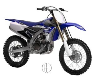 Yamaha YZ 450 F (2010 - XXXX) - Motodeks