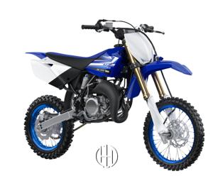 Yamaha YZ 85 (2002 - XXXX) - Motodeks