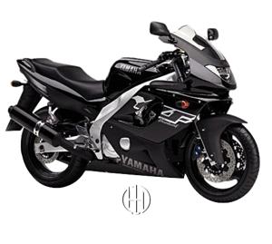 Yamaha YZF 600 R Thundercat (1997 - 2007) - Motodeks