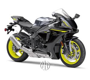 Yamaha YZF R1 S (2016 - 2018) - Motodeks