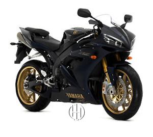 Yamaha YZF R1 SP (2006 - 2008) - Motodeks