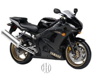 Yamaha YZF R6 s (2006 - 2010) - Motodeks