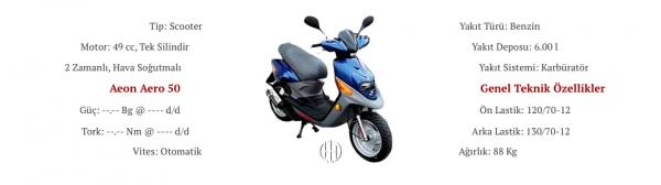 Aeon Aero 50 (2008) - Motodeks