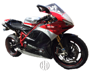 Ducati 1198 R Corse Special Edition (2010 - 2011) - Motodeks