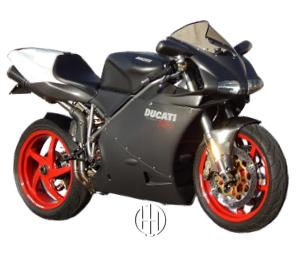Ducati 748 S (2001 - 2002) - Motodeks