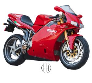 Ducati 998 S (2002 - 2004) - Motodeks
