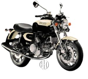Ducati GT 1000 Classic (2006 - 2009) - Motodeks