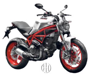 Ducati Monster 797 (2017 - XXXX) - Motodeks