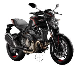 Ducati Monster 821 Stealth (2019 - XXXX) - Motodeks