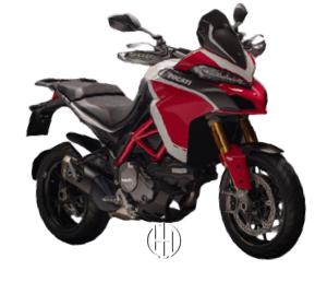 Ducati Multistrada 1260 Pikes Peak (2018 - XXXX) - Motodeks