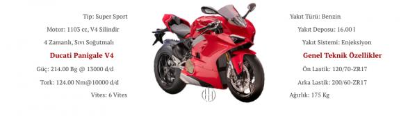 Ducati Panigale V4 (2018 - XXXX) - Motodeks