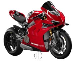 Ducati Panigale V4 R (2019 - XXXX) - Motodeks